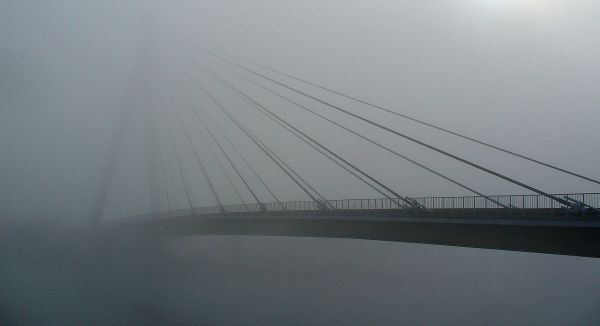 bridge fog