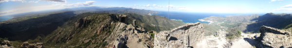 Ruinas de Sant Pere de Rodes