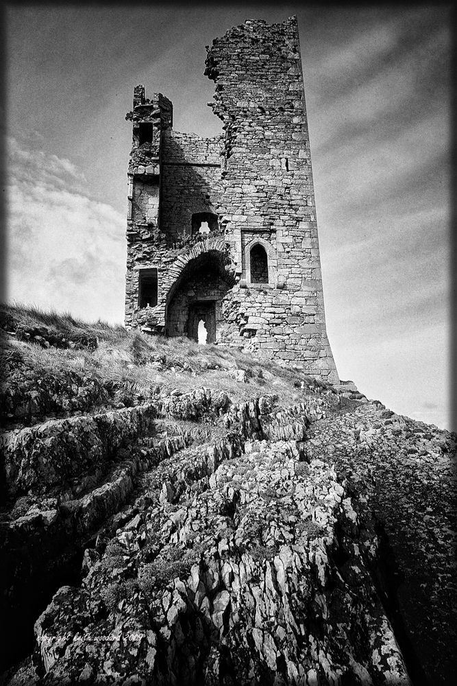 Barrow Castle, Kerry, Ireland