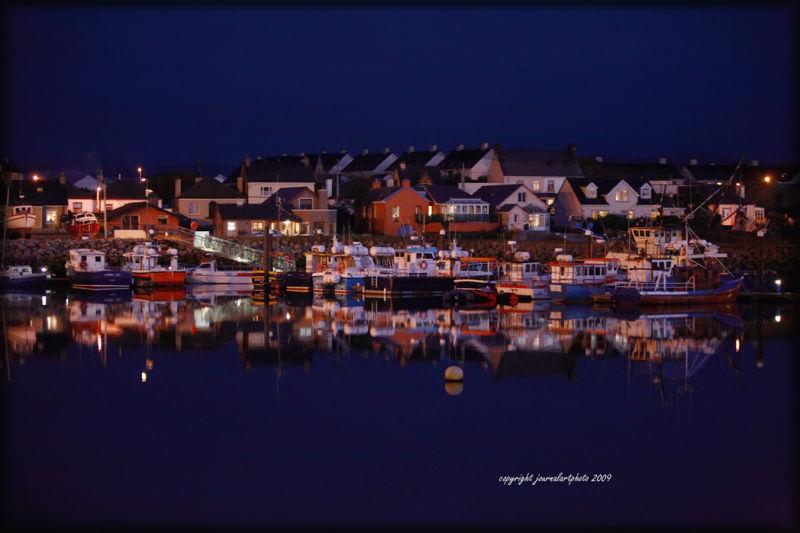 dingle harbour ireland
