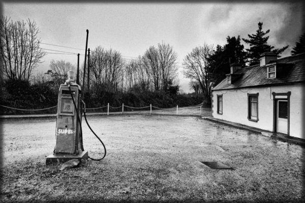 rural garage,kerry ireland