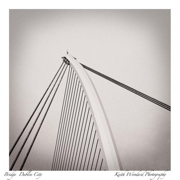 bridge Dublin City Ireland