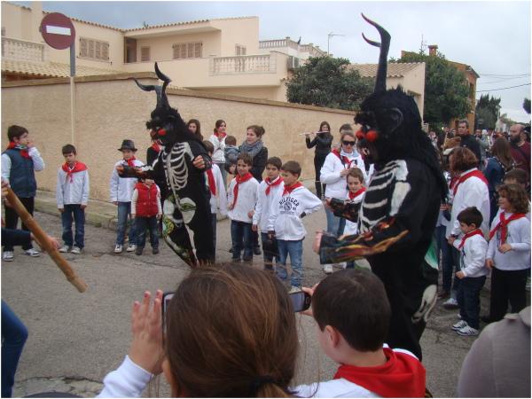 Sant Antoni 2013 - Colònia de Sant Pere