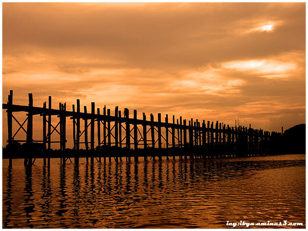 U Bein Bridge