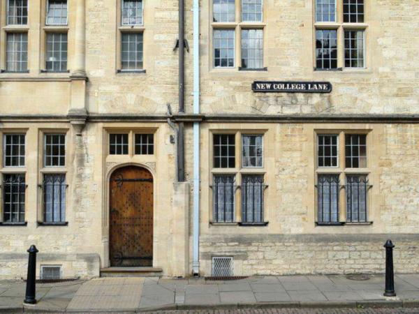 New College Lane, Oxford