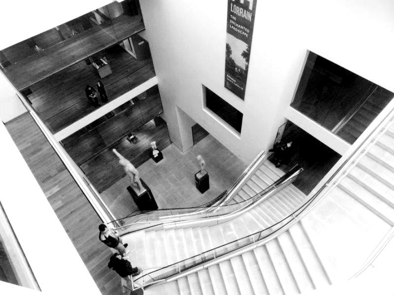 Ashmolean Stairs