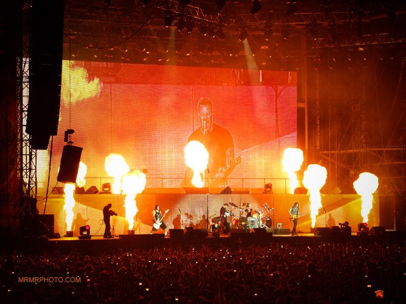 Metallica IN Istanbul