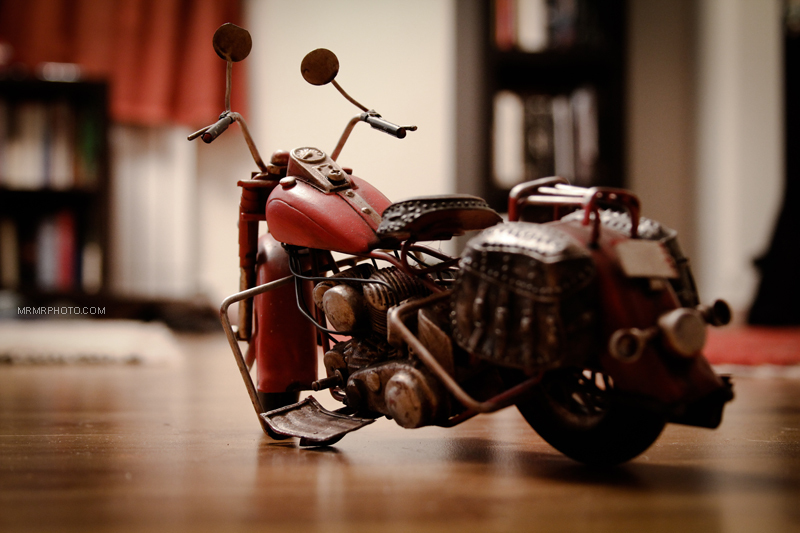 Tiny motor