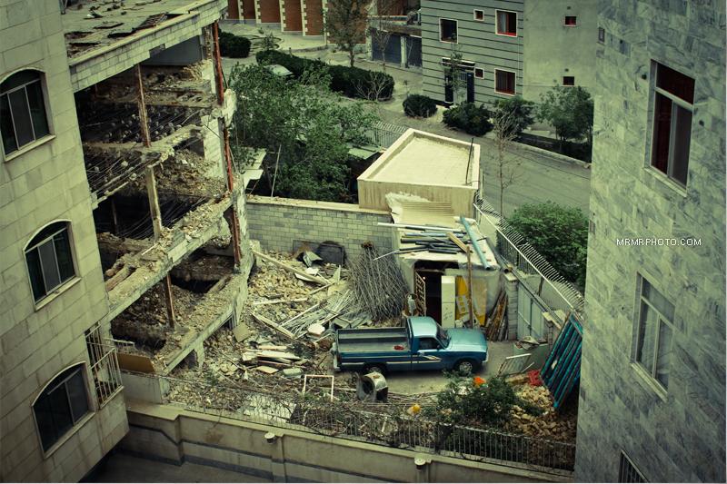 Destroed Building