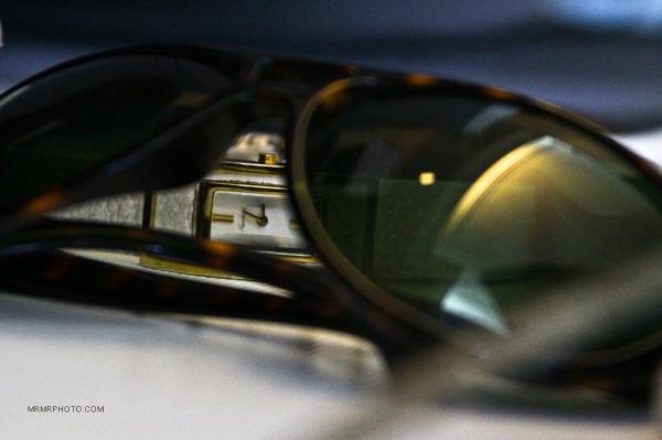 Glasses & watch