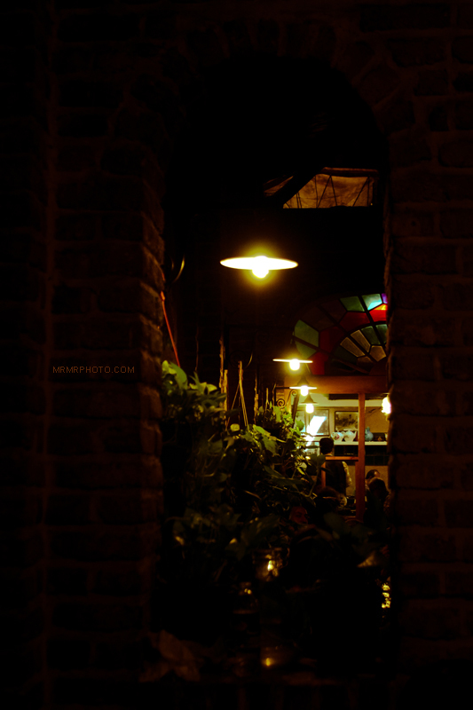 Bricks & lights