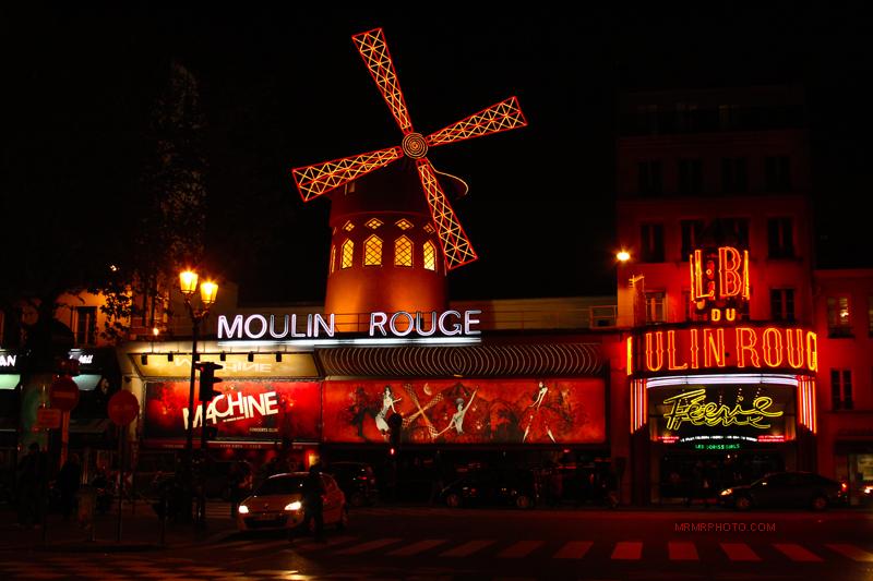 Moulin Rouge | paris
