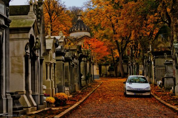 Père Lachaise Cemetery | Paris