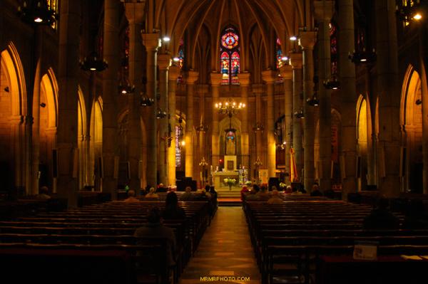 A church in Nice   France