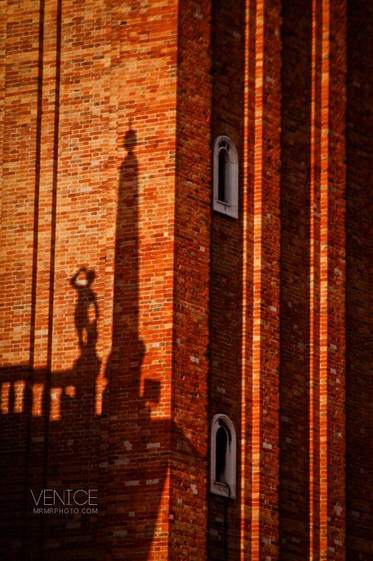 Brick tower | Venice