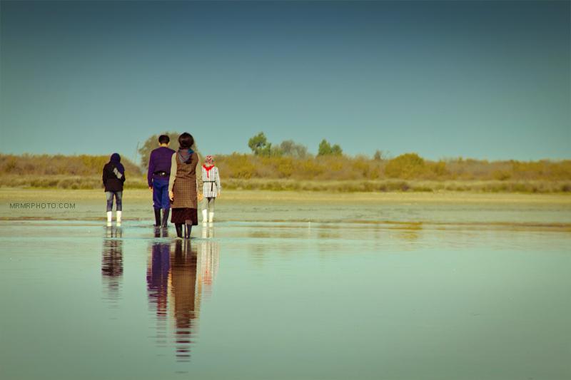MianKaleh Pond