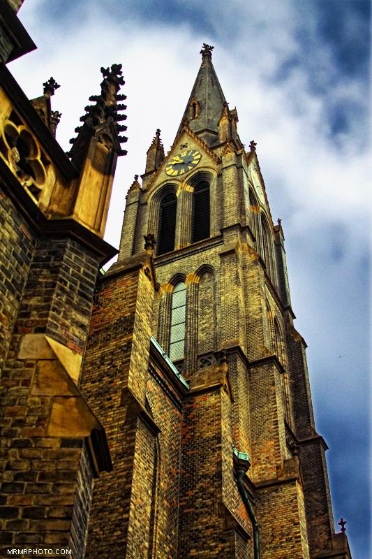 A church in Prague