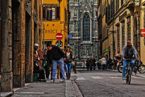 Florence | Street Music