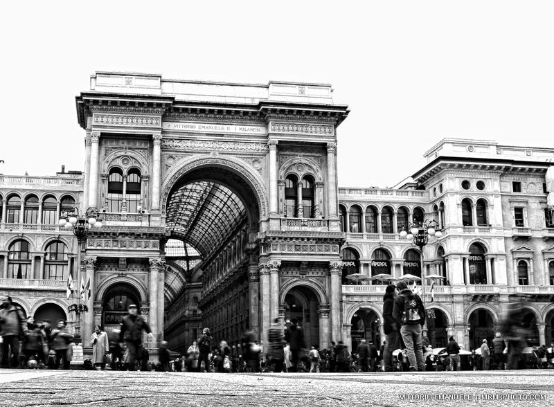 Vittorio Emanuele | Milan