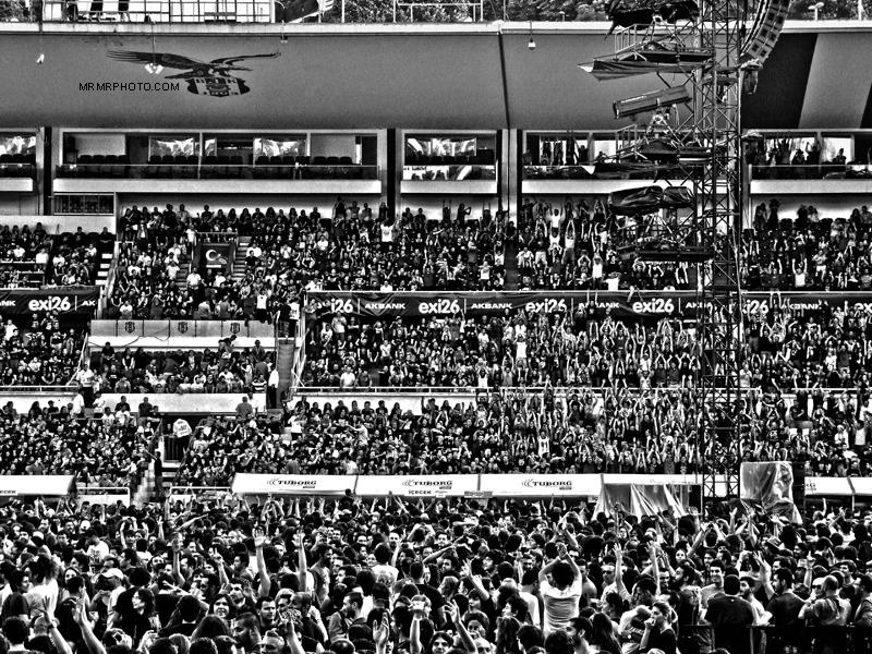 Metallica Concert in Istanbul   2010