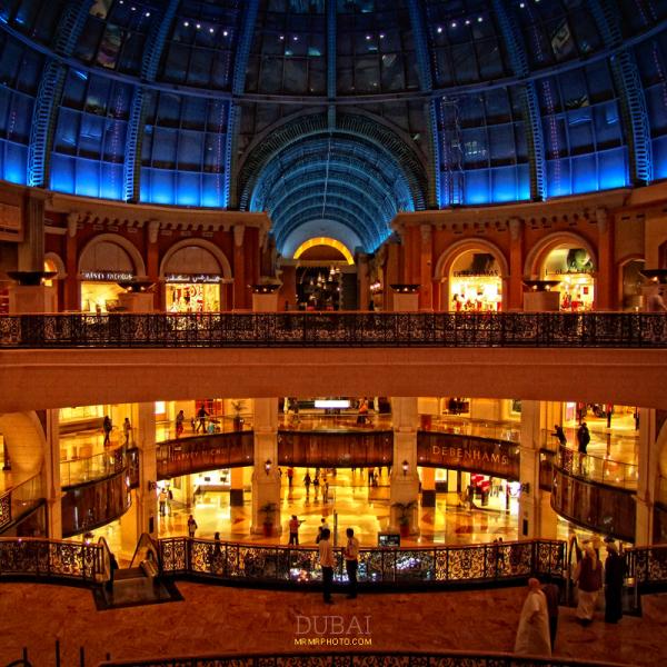 Emerates Mall interior