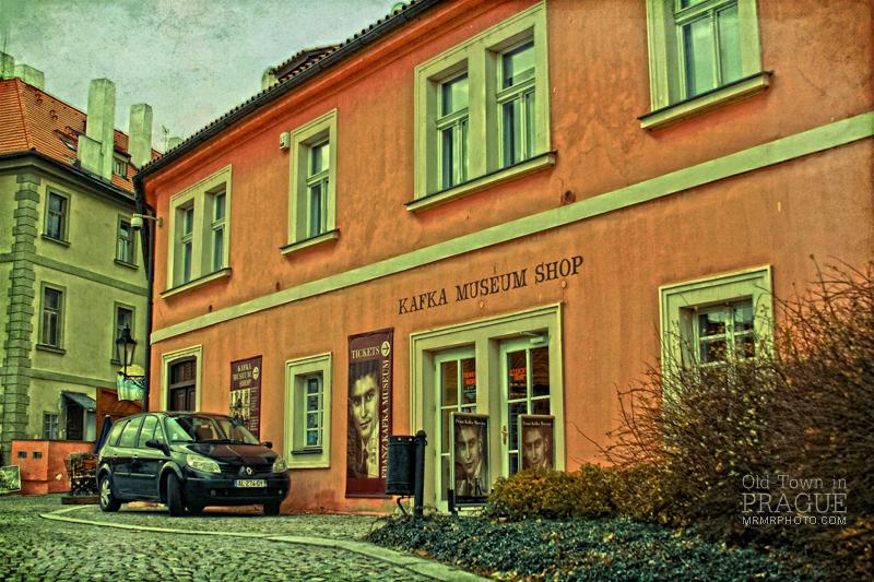 Kafka Museum Shop in Prague