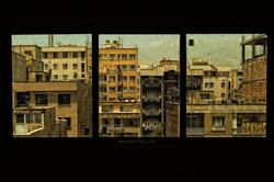 A window to Tehran