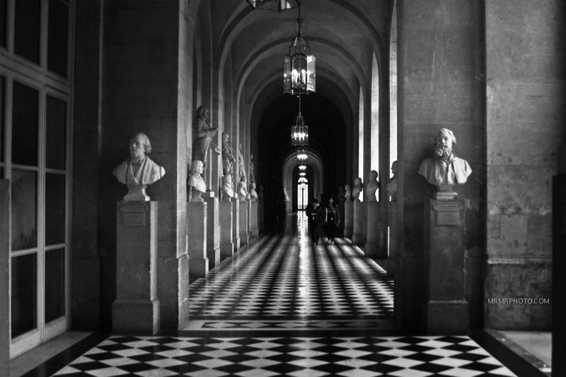 Versailles corridor