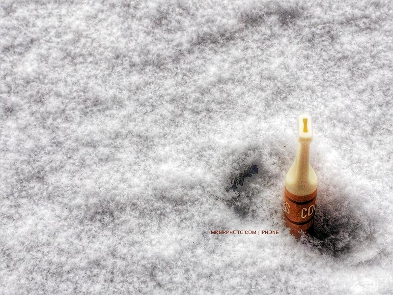 Cigar & Snow