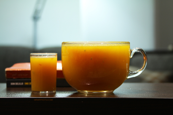 Crange juice