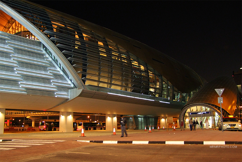 Station in Dubai