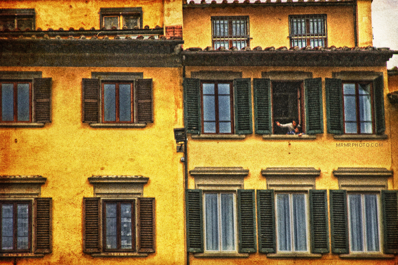 Window in Florence