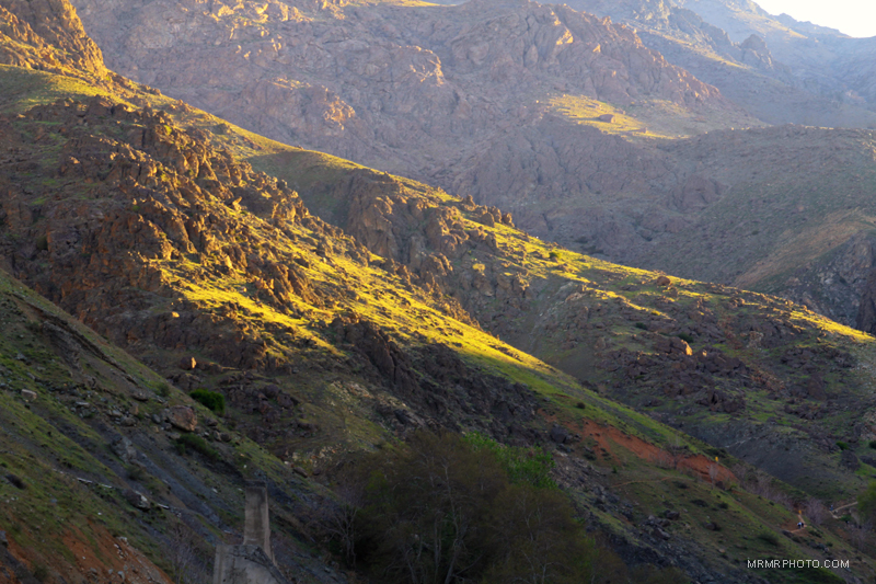 Tehran mountain - Golab Darreh