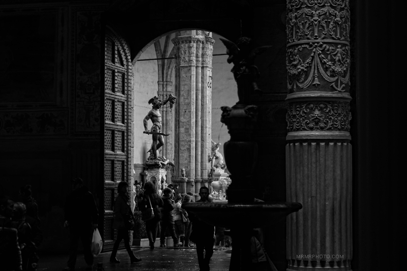 Column Florence