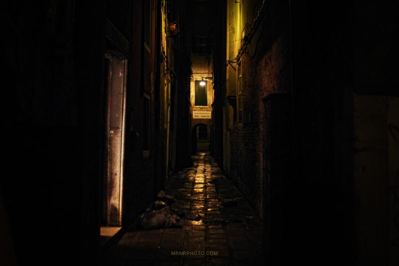Midnight Night in Venice