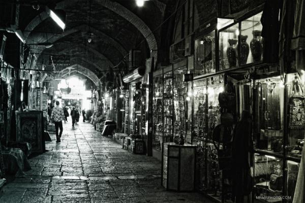 Baazar Isfahan