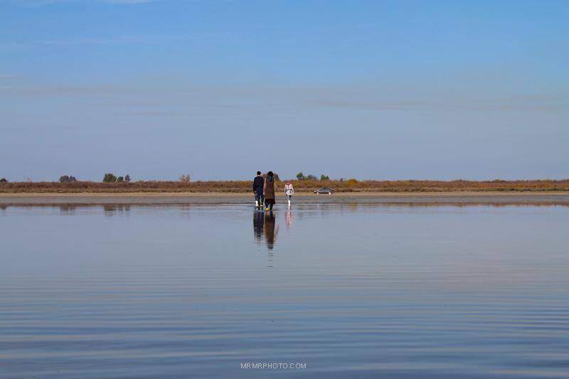 MianKaleh Pond   North of Iran