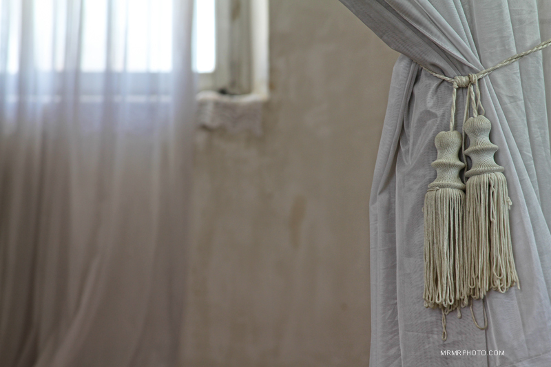 Curtain and The window