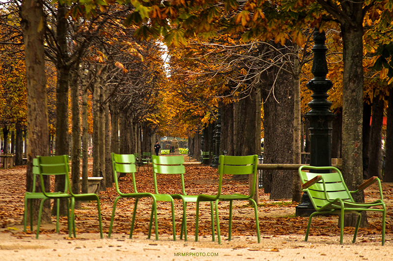 Chairs in Paris