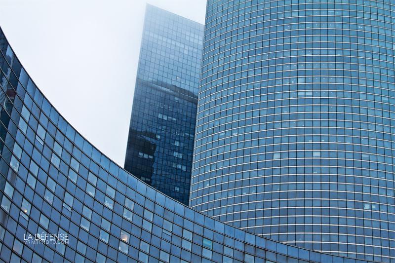Towers in La Défense