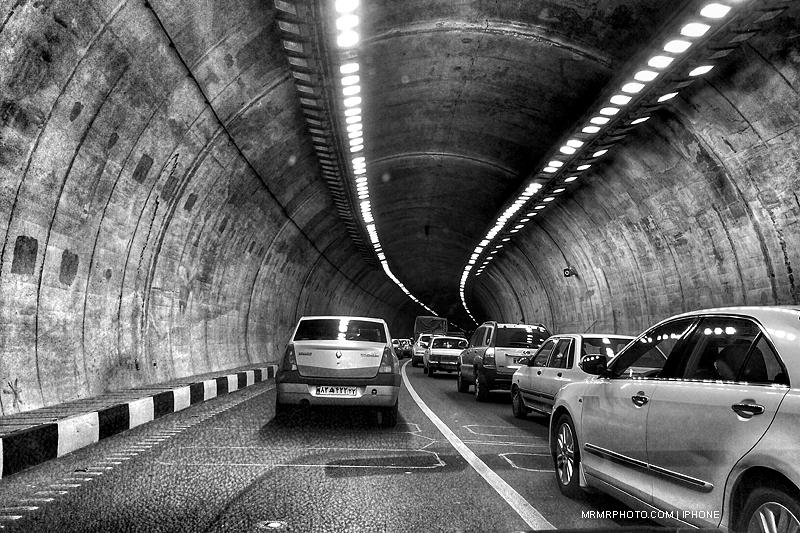 Niyayesh Tunnel | Tehran