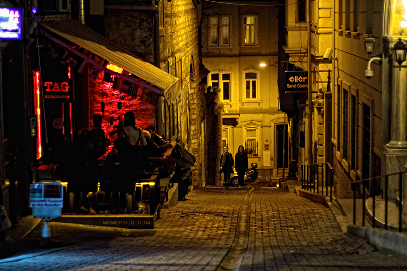 Cafe in Istanbul