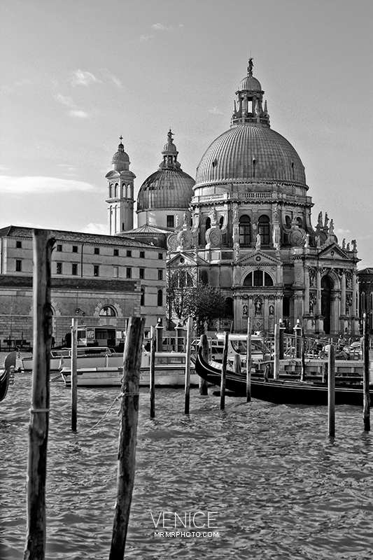 A Cathedral in Venice