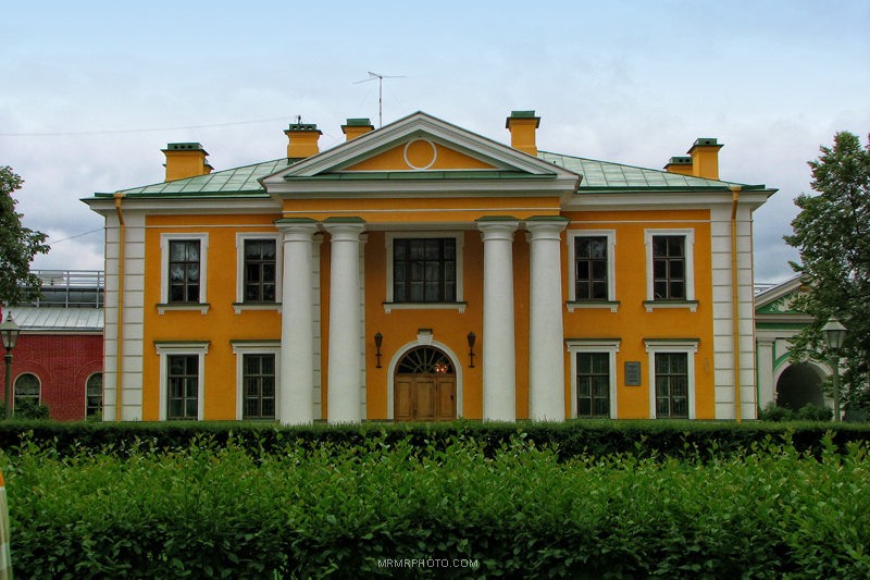 Architecture in Saint Petersburg