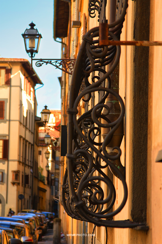 An alley in Florence