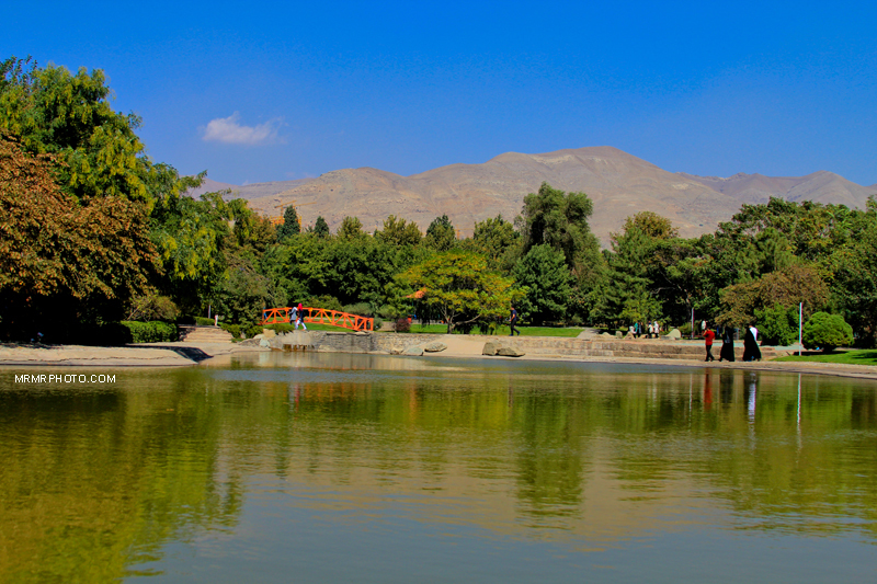Tehran National Botanical garden