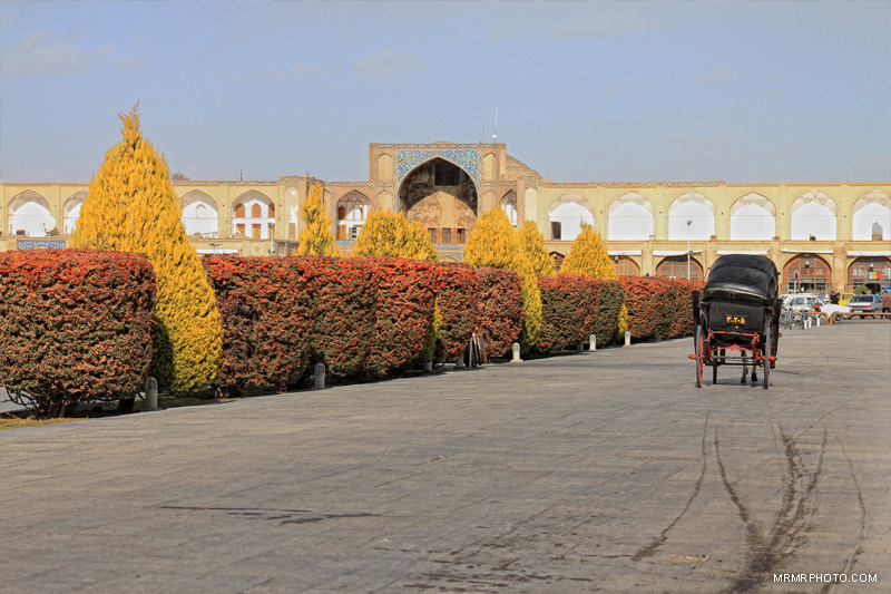 Autumn in Isfahan