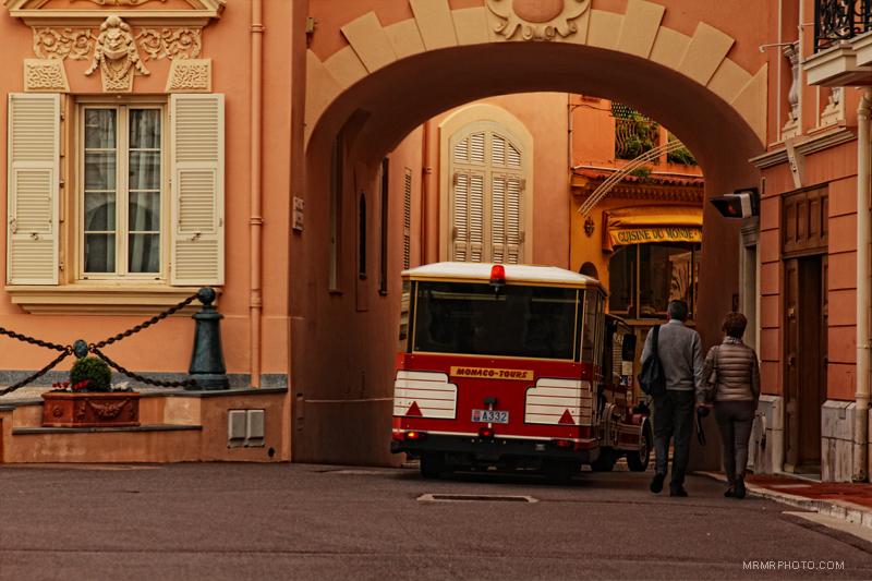 Arc in Monaco