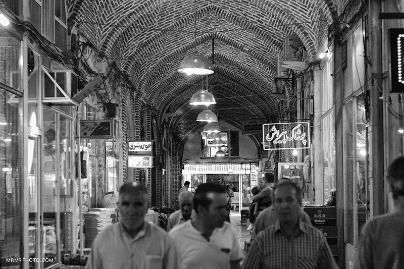 Tabriz Grand Bazaar