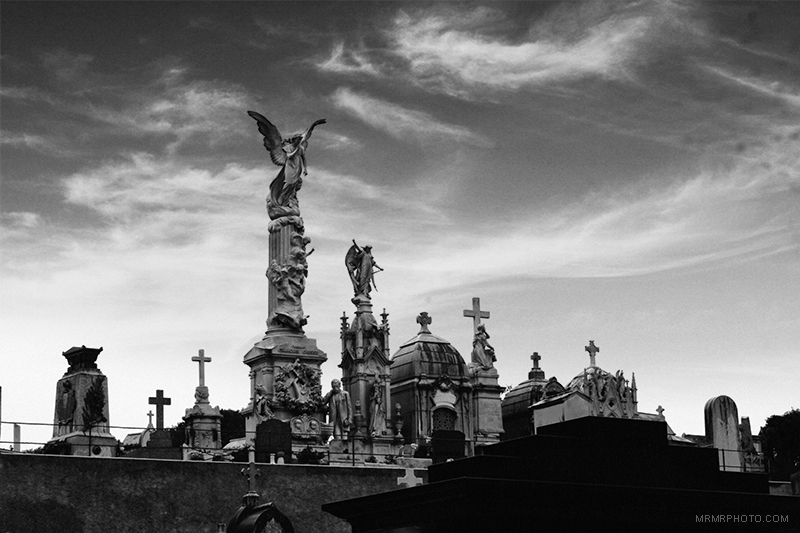 Cemetery in Nice